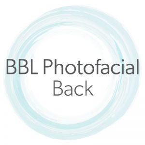BBL Photofacial Back