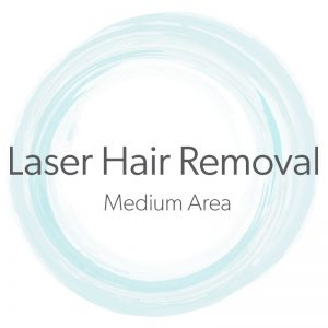 Laser Hair Removal Medium Area
