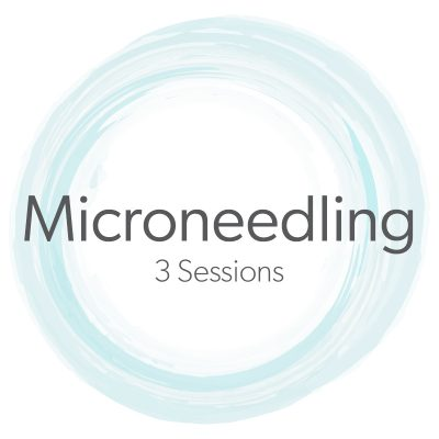 Microneedling 3 Sessions