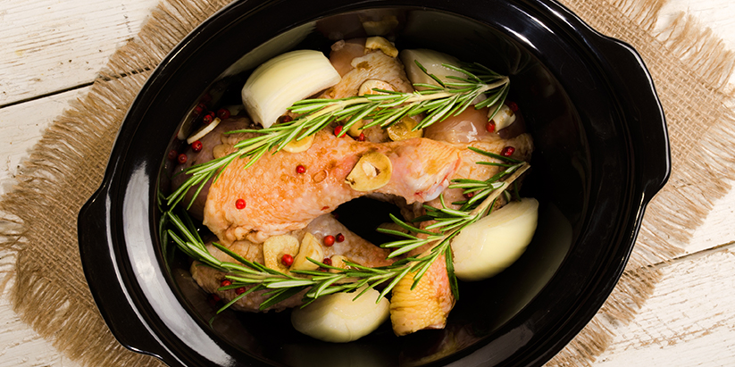 Crock Pot Clean Eating
