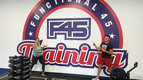 F45 Lousiville Training Center