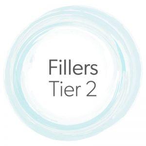 Fillers Tier 2