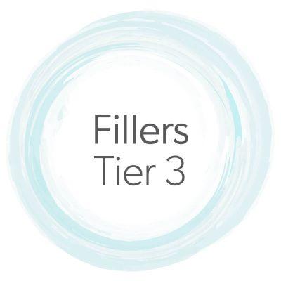 Fillers Tier 3