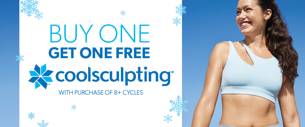 Up to 50% off on Coolsculpting