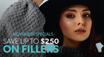 Save $250 on Fillers Special