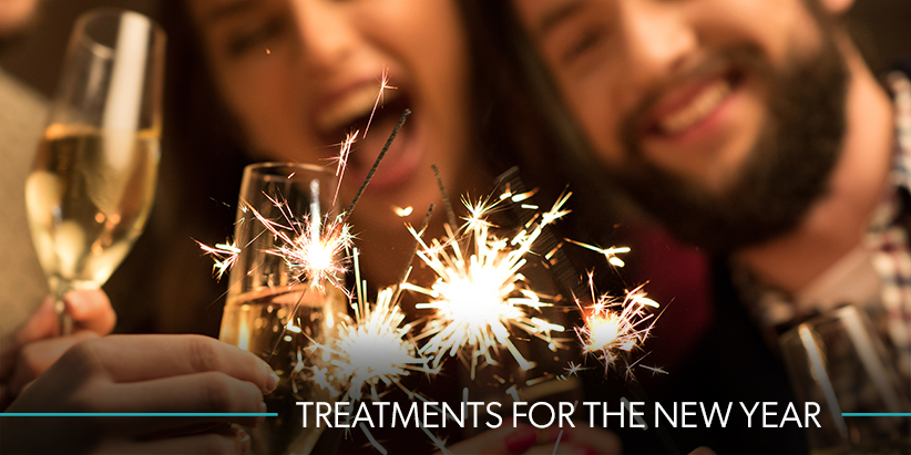 4 Aesthetic Treatments to Help Ring in the New Year