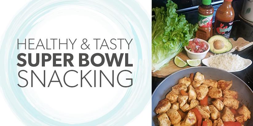 Healthy Super Bowl Food Louisville