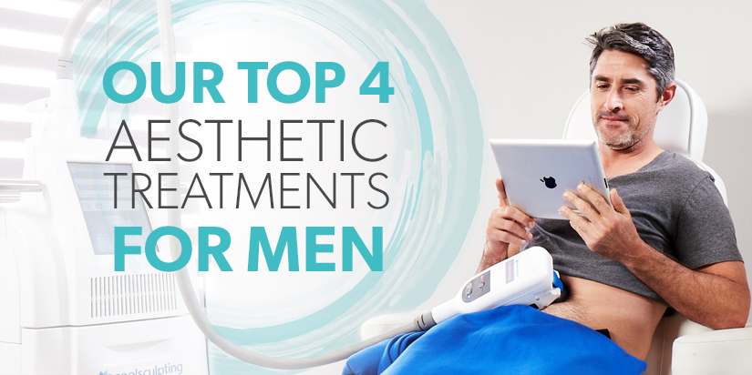aesthetic treatments for men