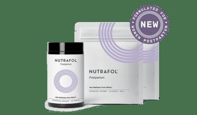 Nutrafol Postpartum Hair Growth Pack